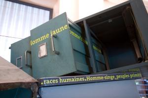 La Benne aux IdŽes reues MusŽe de l'Homme Sept 2007